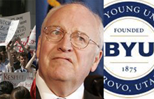 Cheney and BYU