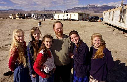 tom green polygamist. Convicted Utah Polygamist Tom