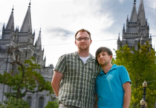 Gay Day Temple Square